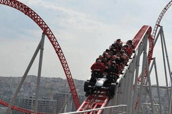 Vialand Tema Park'a 40 milyon dolarlık oyuncak