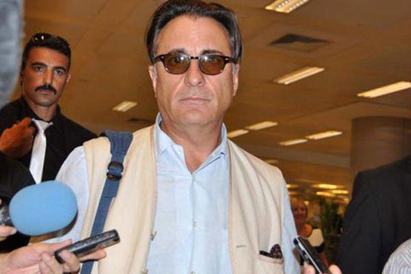 Ünlü oyuncu, Kurtlar Vadisi Pusu için Türkiye'ye geldi