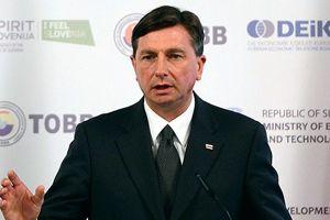 Pahor, 'AB üyelik sürecini hızlandırmayı arzuluyorum'
