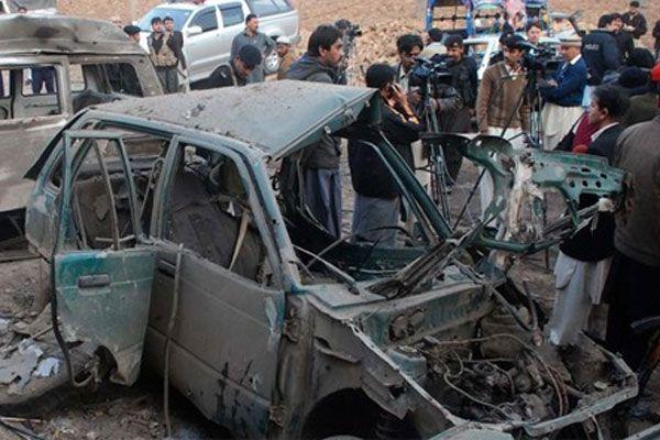 Pakistan'da korkunç kaza
