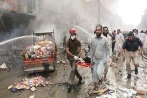 Pakistan'da bombalı saldırılar sürüyor, 6 ölü