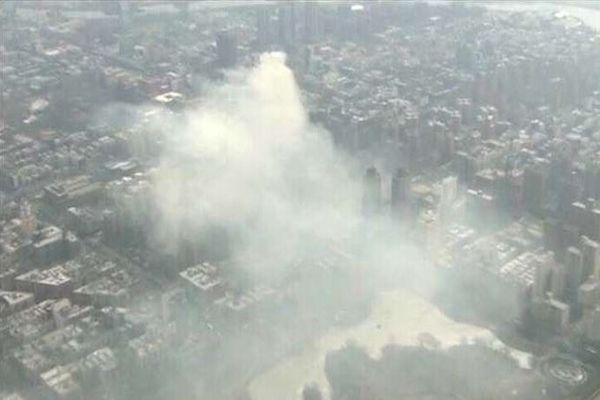 ABD'de şiddetli patlama meydana geldi