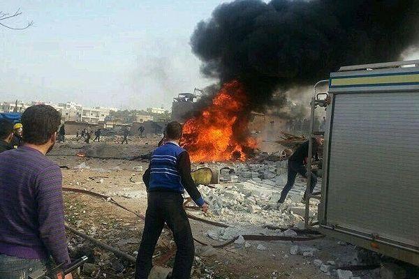 Türkiye Suriye sınırında şiddetli patlama, 12 ölü, 65 yaralı