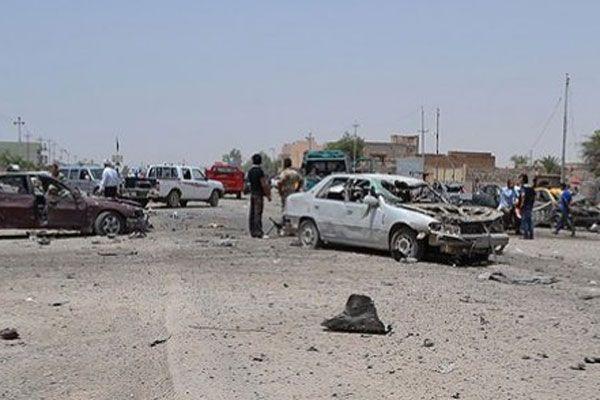 Bağdat-Samarra otoyolunda patlama, 8 ölü