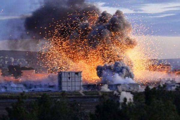 IŞİD'den Türkiye sınırında bombalı saldırı