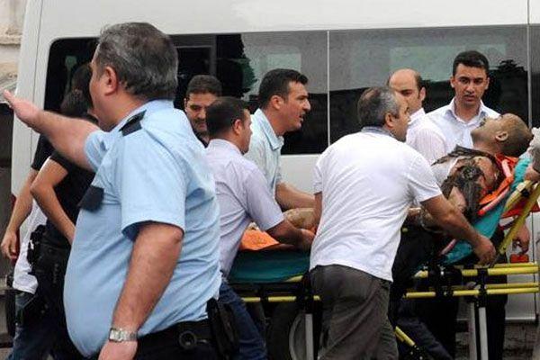İşte Kahramanmaraş'taki patlamada yaralananların isimleri