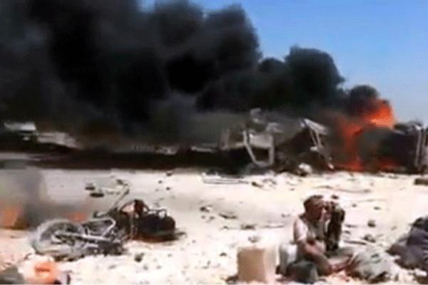 Suriye-Türkiye sınırında patlama, en az 43 ölü