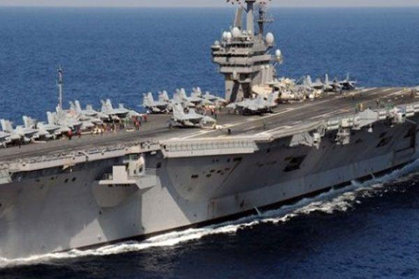 Pentagon gemisi Basra Körfezi'ne gidiyor