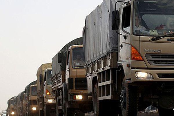 Kobani'deki Peşmerge birliği değiştiriliyor