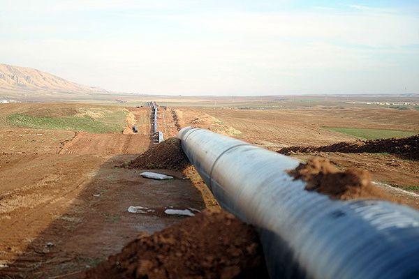 Irak'ın kuzeyindeki petrolün çıkış kapısı Türkiye