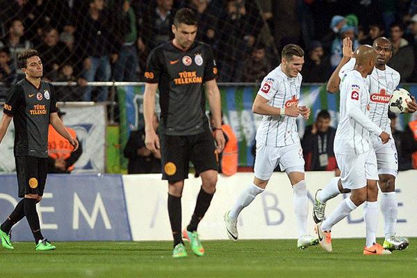 Galatasaray'ın itirazına ret