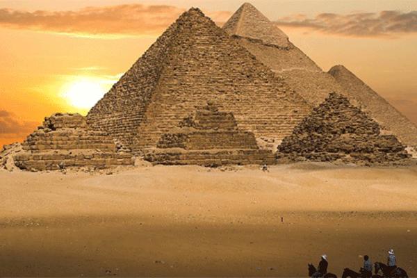 Mısır piramitlerinin gizemini çözen inanılmaz ipucu