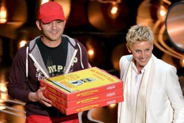 Pizzacının hayatı bakın nasıl değişti