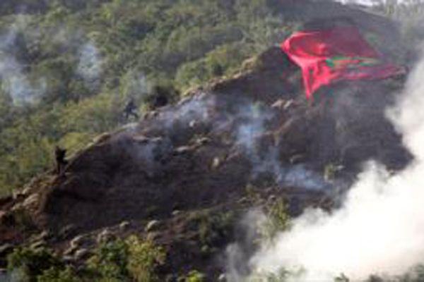 Van'da PKK'lılara müdahale