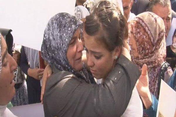 Terör örgütünün elinden son anda kurtarılan kızdan tarihi çağrı