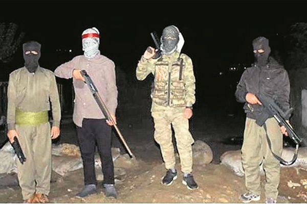 IŞİD'in silahları PKK'da iddiası