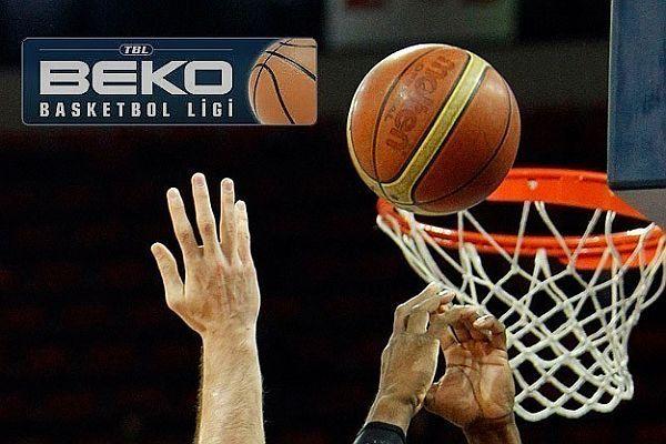 Beko Basketbol Ligi'nde 25. haftamaçların programı açıklandı