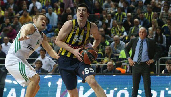 Fenerbahçe Panathinaikos'u devirdi