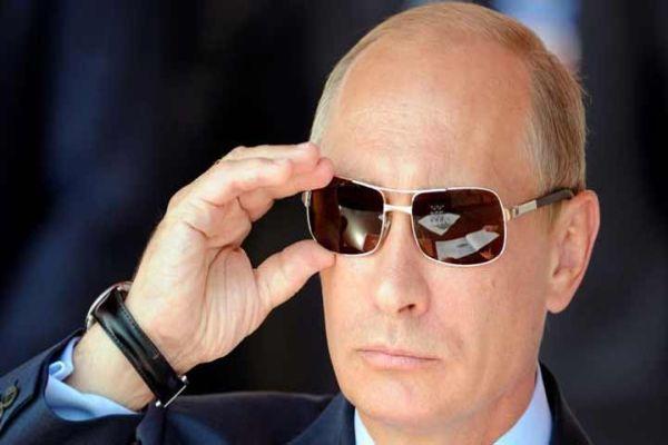 Vladimir Putin'den Ukrayna'ya '1 Nisan' şakası