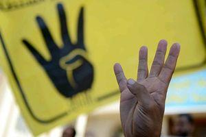 Üzerinde Rabia işareti bulunan öğrenci gözaltına alındı