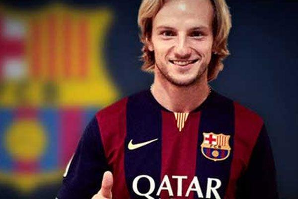 Rakitic Barcelona'ya transfer oldu