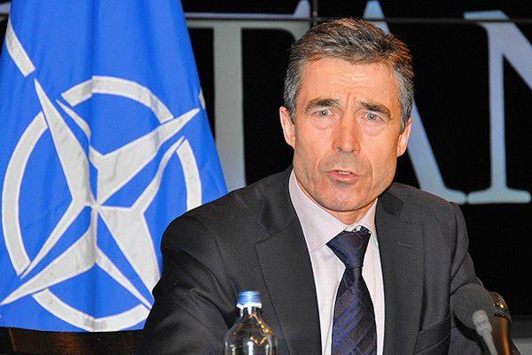 Rasmussen: Türkiye NATO'dan yardım talep etmedi