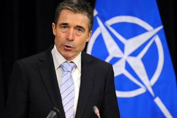 Rasmussen, 'Rusya bizi düşman olarak görüyor'