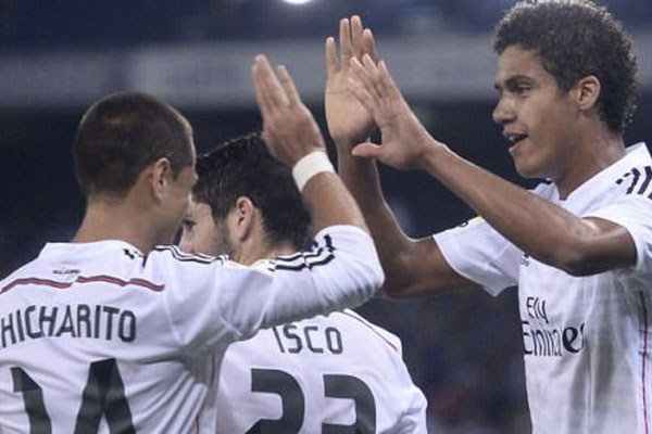 Ronaldo'suz Madrid ilk maçta fişi çekti