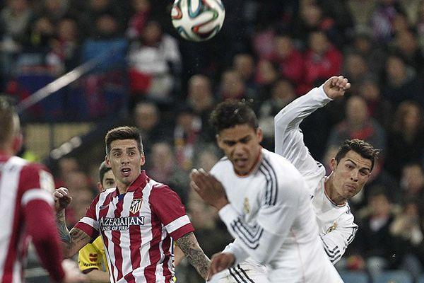 Real Madrid, Atletico Madrid'i 2-0 yendi