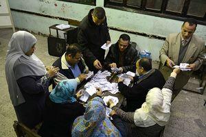 Mısır'da yüzde 80'i açılan sandıklardan 98,2 'evet' çıktı