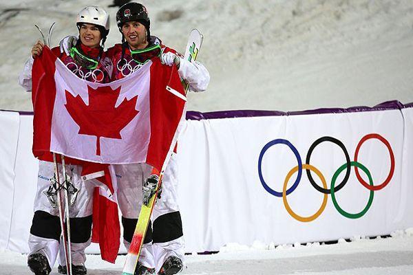 Kanada madalya tablosunda ilk sıraya yükseldi