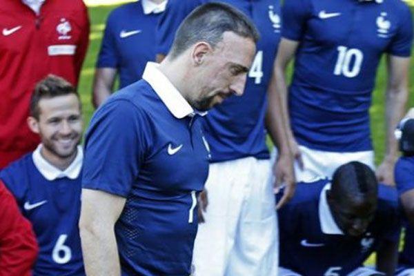 Frank Ribery'den flaş karar