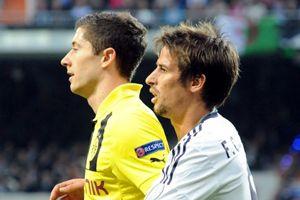 Lewandowski'den Ribery'e destek