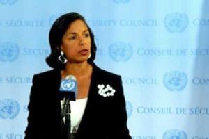 Rice, 'İsrail'in yeni yerleşim yeri faaliyetleri meşru değil'