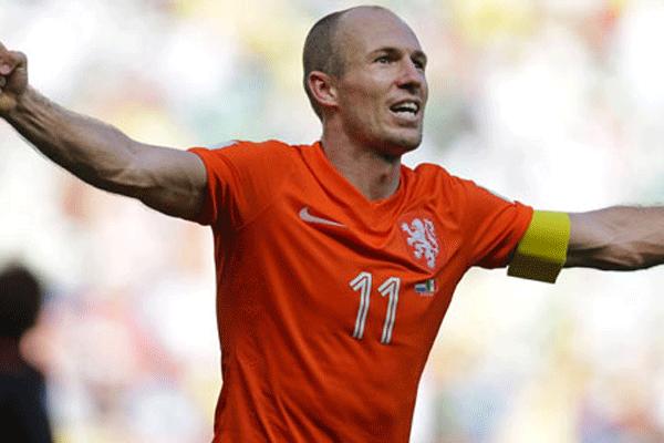 FIFA, Robben kararını verdi