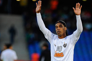 Ronaldinho'nun menajeri, Beşiktaşlı yöneticilerle yemek yedi