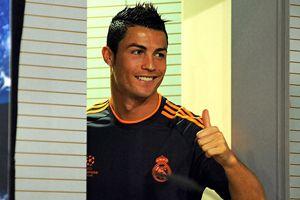 'World Soccer' Ronaldo dedi