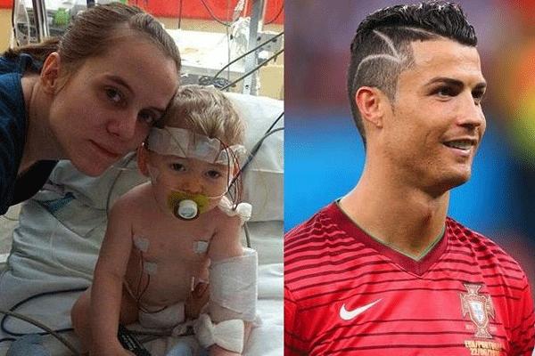 Ronaldo'nun yeni imajının nedeni belli oldu