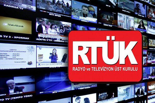 RTÜK'ten iki programa 'ağzını bozma' cezası