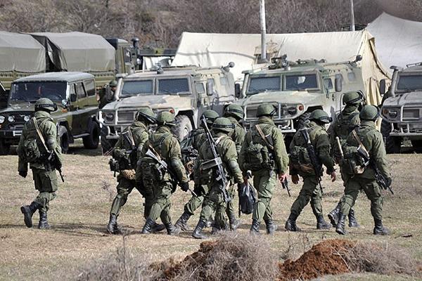 80 bin Rus askeri Ukrayna sınırında