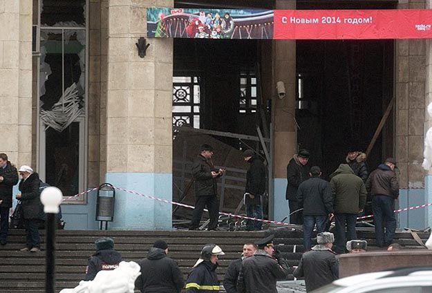 Rusya'da tren istasyonunda patlama