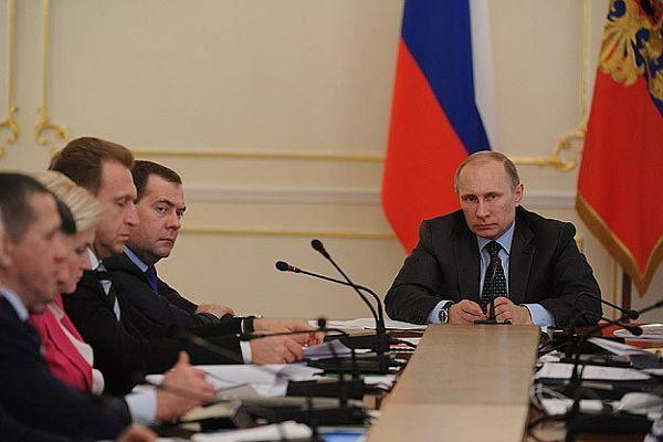 Rusya Ukrayna ile anlaşmaları feshetti
