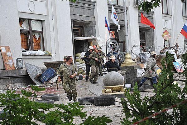 Rus yanlısı ayrılıkçılara operasyon, 7 ölü, 8 yaralı