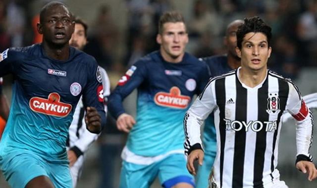 Beşiktaş, Rizespor karşılaşması maçı canlı anlatımı ve canlı özeti (Rize, BJK)