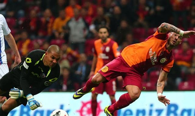 Karabükspor, Galatasaray maçı geniş maç özeti, Karabük Galatasaray maçı GS
