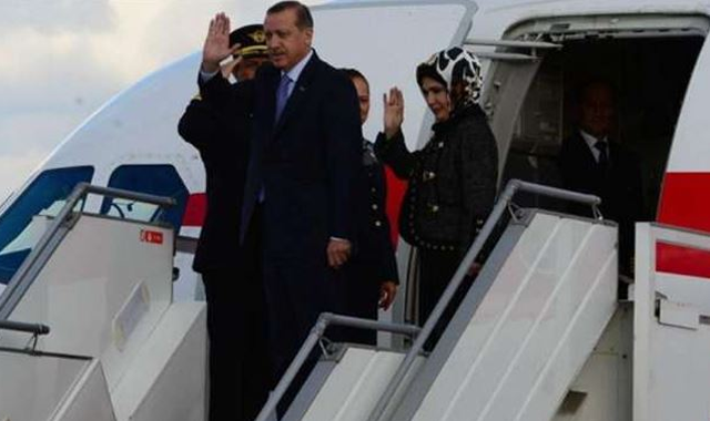 Başbakan Erdoğan Gaziantep'te