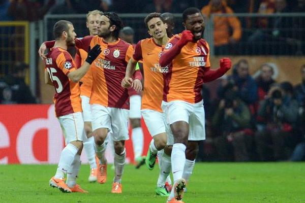 Galatasaray, Akhisar Belediye maçında ilk 11'ler belli oldu