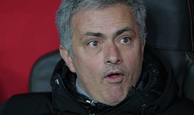 Mourinho'dan Galatasaray isyanı