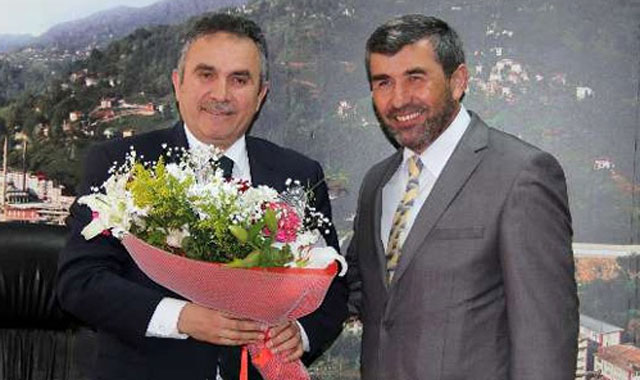 Halil Turan rekor oyla görevine başladı