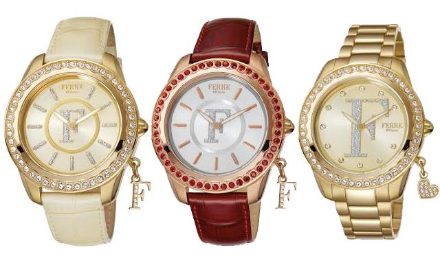 Annenize ve sevdiklerinize en güzel hediye: Ferre Milano saatleri